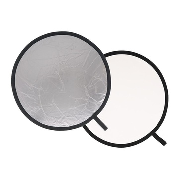 Lastolite Pannello circolare Argento / Bianco Ø 95 cm