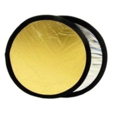 Lastolite Pannelli riflettenti circolari 75 cm Oro - Argento