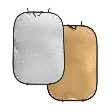 Lastolite Pannello Rettangolare Argento/Oro 1,8 x 1,2 mt