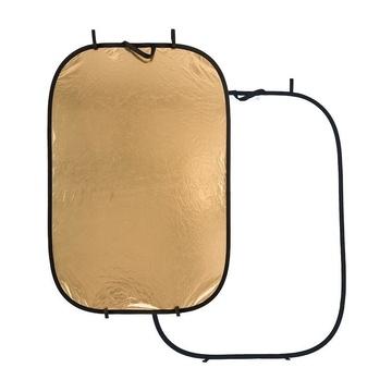 Lastolite Pannello Rettangolare Oro/Bianco 180X125 cm