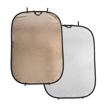Lastolite Pannello rettangolare Sunlite / Argento Soft 180 x 125 cm