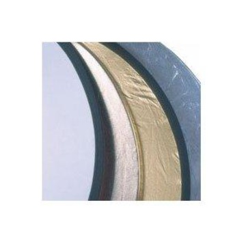 """Lastolite Riflettore pieghevole 20"""" 5 colori in 1 Kit - Sunfire, argento, oro, bianco e diffusore"""