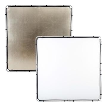 Lastolite Tessuto per skylite 2mX2m sunfire e bianco