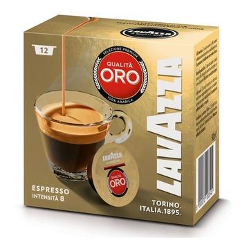 B conf 12 capsule caffe qualita oro