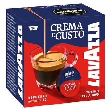 B conf 16 capsule caffe crema e gusto