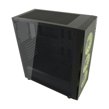 LC Power LC-Power Gaming 995B Midi-Tower Nero, Trasparente