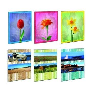 Lebez 2742 album fotografico e portalistino Multicolore 20 fogli