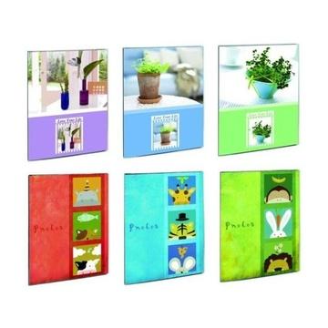 Lebez 2757 album fotografico e portalistino Multicolore 20 fogli 13.5 x 19 cm