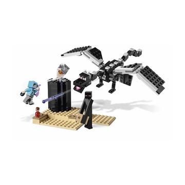 Lego La Battaglia dell'End Lego Minecraft