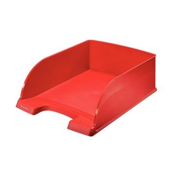 LEITZ 52330025 vassoio da scrivania Plastica Rosso