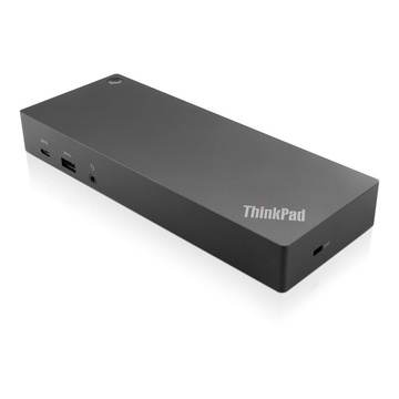 Lenovo 40AF0135IT Cablato USB 3.1 (3.1 Gen 2) Type-C Nero