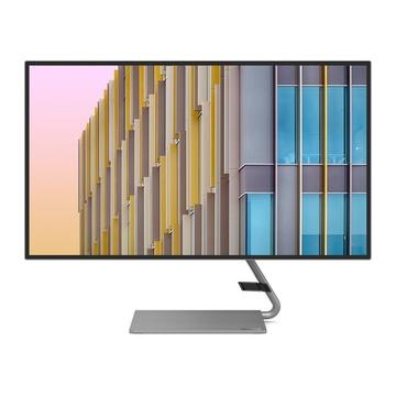 """Lenovo Q27h-10 27"""" 2K Quad HD LED Grigio"""