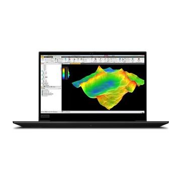 """Lenovo ThinkPad P1 i7-10750H 15.6"""" FullHD Quadro T2000 Max-Q Nero"""