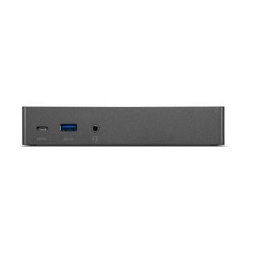 Lenovo Thunderbolt 3 Essential Dock scheda di interfaccia e adattatore 3,5 mm, DisplayPort, HDMI, RJ-45, USB 3.0