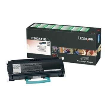 Lexmark E260, E360, E460, E462 Return Program Toner Cartridge