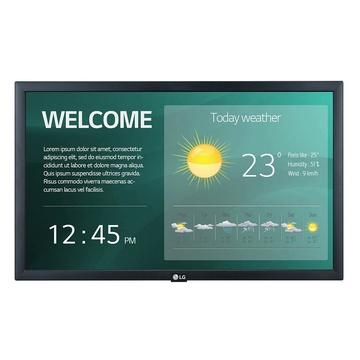 """LG 22SM3G-B 21.5"""" IPS Full HD Nero"""