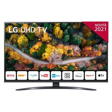 """LG 43UP78006LB 43"""" 4K Ultra HD Smart TV Wi-Fi Grigio"""