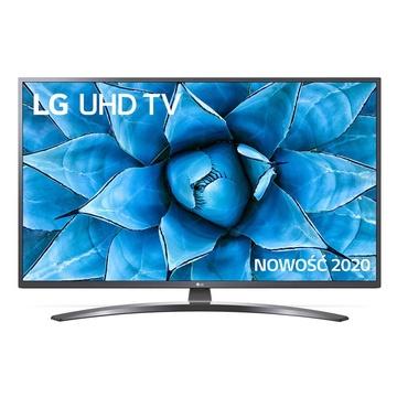 "LG 55UN74003LB TV 55"" 4K Ultra HD Smart TV Wi-Fi Argento"