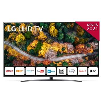 """LG 55UP78006LB 55"""" 4K Ultra HD Smart TV Wi-Fi Grigio"""