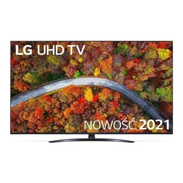 "LG 65UP81003LA TV 65"" 4K Ultra HD Smart TV Wi-Fi Nero, Grigio"
