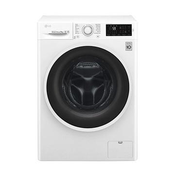 LG F4J6VN0W - Lavatrice Libera installazione Caricamento Frontale Bianco 9 kg 1400 Giri/min A+++ 20%