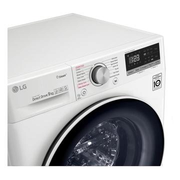 LG F4WV510S0 - Lavatrice Caricamento frontale 10,5 kg 1400 Giri/min A+++ Bianco