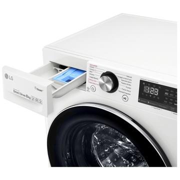 F4WV808S2 - Lavatrice Libera Installazione TurboWash AI DD 8 Kg Centrifuga 1400 giri A+++-40% Motore Inverter Direct Drive Vapore