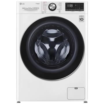 LG F4WV910P2 - Lavatrice Carica Frontale AI DD, Turbowash, 10,5 Kg, Vapore, 1400 Giri, A+++ - 50%