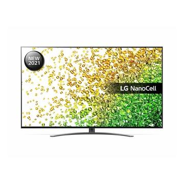 "LG NANO86 55NANO866PA TV 55"" 4K Ultra HD Smart TV Wi-Fi Nero, Argento"