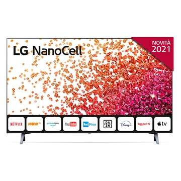 "LG NanoCell 43NANO756PA 43"" 4K Ultra HD Smart TV Wi-Fi Blu"