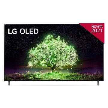 """LG OLED OLED77A16LA 77"""" 4K Ultra HD Smart TV Wi-Fi α7 Gen4"""