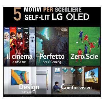 LG OLED OLED77A16LA 77