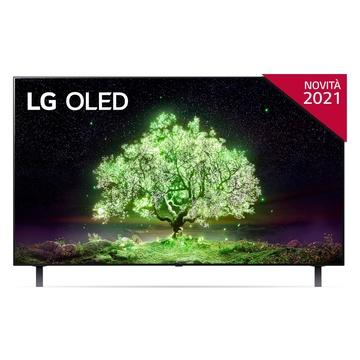 """LG OLED48A16LA 48"""" Smart TV 4K Ultra HD OLED 2021 Wi-Fi AI Picture Nero"""