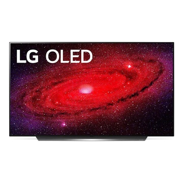 "LG OLED55CX 55"" 4K Ultra HD Smart TV Wi-Fi Nero, Argento"