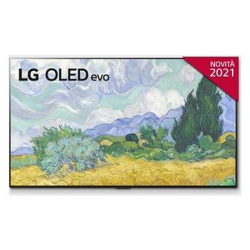 "LG OLED55G16LA 55"" 4K Ultra HD Smart TV Wi-Fi Argento"