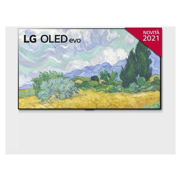 "LG OLED65G16LA 65"" 4K Ultra HD Smart TV Wi-Fi Argento"