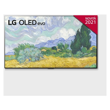 "LG OLED EVO OLED77G16LA 77"" Smart TV 4K Ultra HD 2021 Wi-Fi AI Picture Pro"
