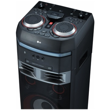 LG XBOOM Mini Hi-Fi One Body 1000W Bluetooth Cavo Ottico DAB+ Integrato