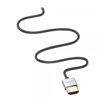 LINDY 1m HDMI/Micro HDMI cavo HDMI HDMI tipo A (Standard) HDMI tipo D (Micro) Nero
