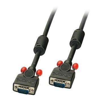 LINDY 36374 3m VGA (D-Sub) VGA (D-Sub) Nero cavo VGA