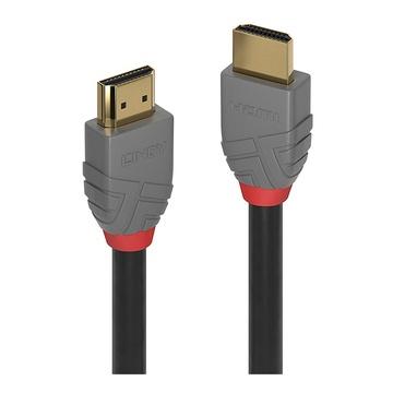 LINDY 36960 cavo HDMI 0,3 m HDMI tipo A (Standard) Nero