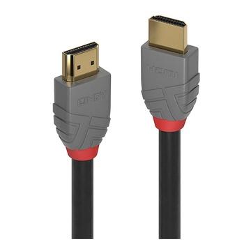 LINDY 36967 cavo HDMI 10 m HDMI tipo A (Standard) Nero, Grigio