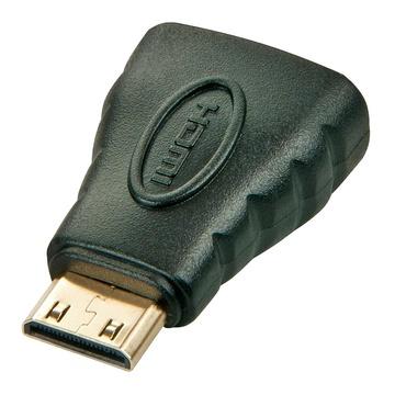 LINDY 41207 cavo di interfaccia e adattatore HDMI Nero