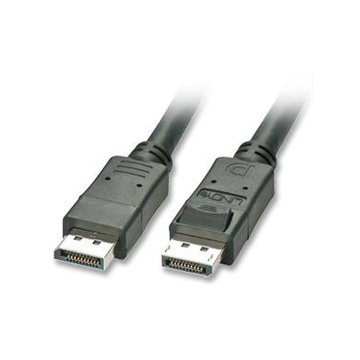 LINDY 41324 cavo DisplayPort 7,5 m Nero