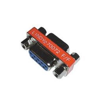 LINDY 9-pin Mini Gender Changer 9-pin D