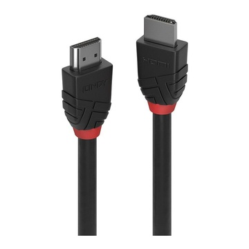 LINDY CAVO HDMI HIGH SPEED BLACK LINE 1MT