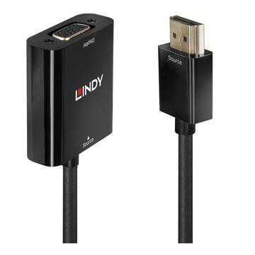 LINDY CONVERTITORE HDMI MASCHIO A VGA FEMM