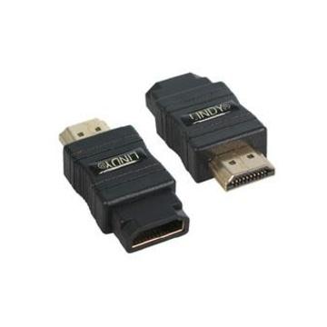 LINDY HDMI M/F Nero