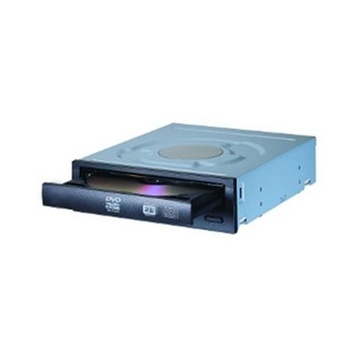 Lite-On IHAS124-04 Lettore di disco ottico Interno DVD Super Multi DL Nero