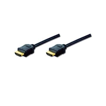LOGI CAVO HDMI (TIPO-A M/M) 4K 3D CON ETHERNET MT.2 CONNETTORI DORATI